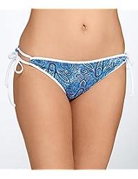 Summer Tide Tie-Side Bikini Bottom