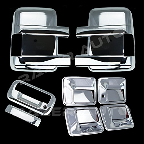 chrome accessories for f350 - 7