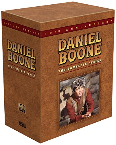 Daniel Boone: The Complete Series