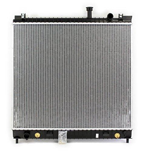 06 nissan titan radiator - 8