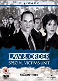 Law & Order: Special Victims Unit - Season 3 [Import anglais]