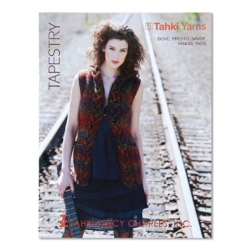 (Tahki Pattern Book Tapestry Collection By The Each)