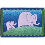 Elephant Parade Accent Rug Rectangle 2'8