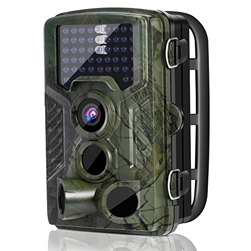 Elepawl Hunting Trail Game Camera, 12MP Wildlife Motion