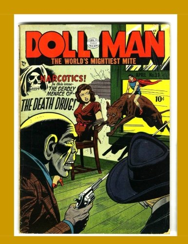 Doll Man #39: Exciting Stories of the Mighty Mite -- All Stories -- No Ads ebook