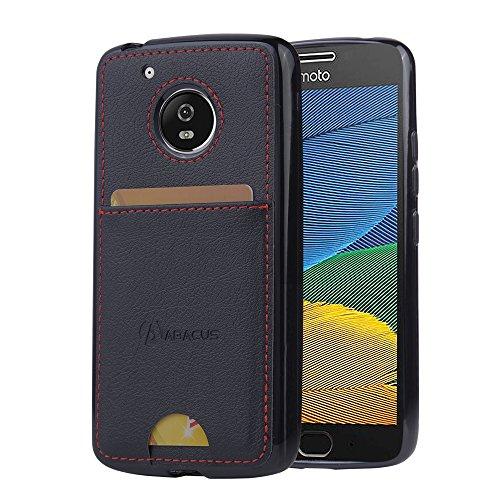 Abacus24 7 Motorola Bumper Pocket Black