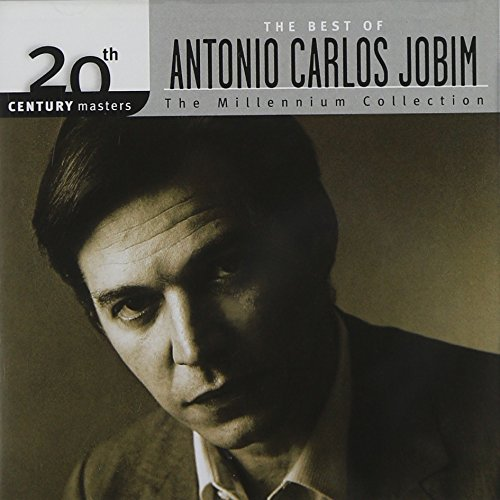 the-best-of-antonio-carlos-jobim-20th-century-masters-the-millennium-collection