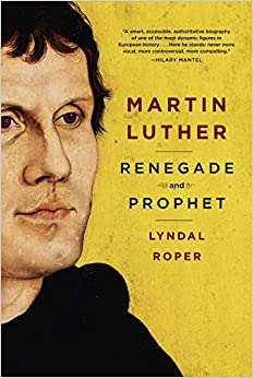 Roper's book on Martin Luther