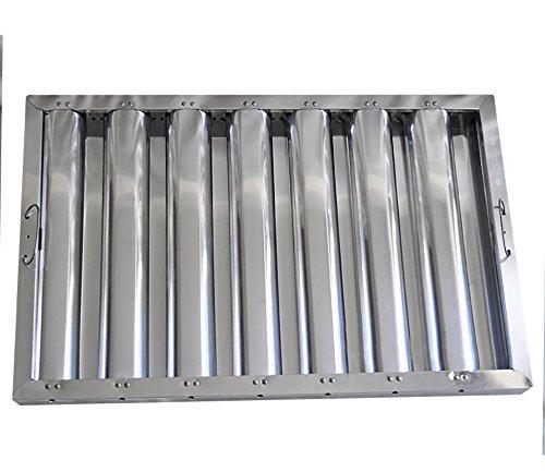 - Kleen Gard Aluminum Restaurant Hood Filter - All Sizes Availible (16x25)