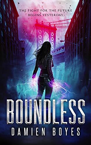 Boundless: A Science Fantasy Superhero Adventure