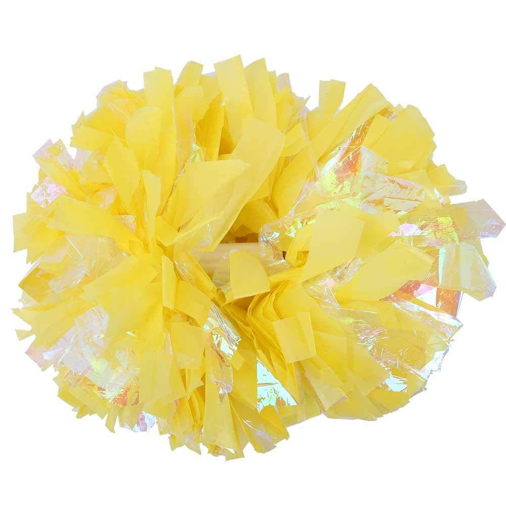 Pompoms Cheerleader Cheerleadering Pom Poms Pompoms Beaucoup de Couleurs /à Choisir pour Les activit/és et Les f/êtes de Cheerleader