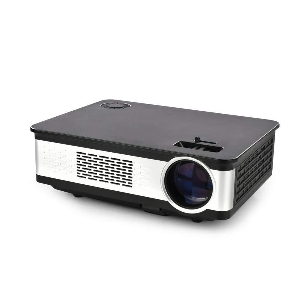 ビデオプロジェクター、バイオスコープホームシアタープライベートシネマ、滑らかな画像   B07MLJXS1C