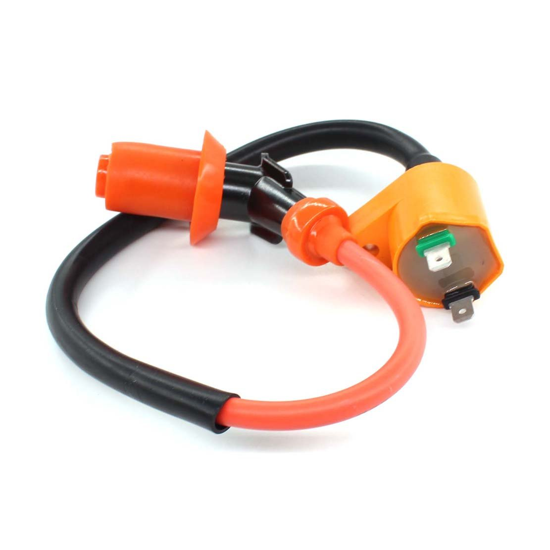 Uspeeda Ignition Coil Spark Plug For Tomberlin Crossfire 150r Go Kart Wiring Harness 150 150cc Cart Automotive