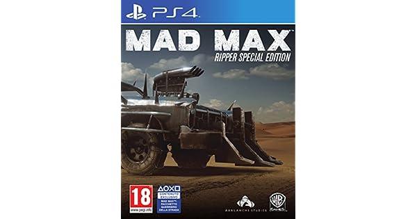 Mad Max (Edt.Ripper): Amazon.es: Videojuegos