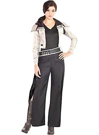Star Wars Halloween Costumes.Amazon Com Hallocostume Womens Qi Ra Costume Solo A Star Wars