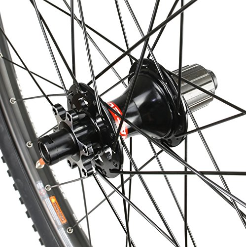 WTB Mountain Bike Bicycle Tubeless 29er Wheelset + Tires 15mm Front 12mm Rear 11s by WTB (Image #2)