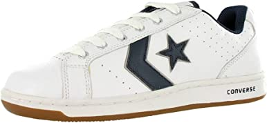 Converse Men's Karve Ox Ankle-High Leather Sneaker