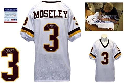 5d6f580b5 Autographed Mark Moseley Jersey - 1982 MVP - PSA/DNA Certified - Autographed  NFL Jerseys