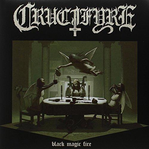 Vinilo : Crucifyre - Black Magic Fire (United Kingdom - Import)