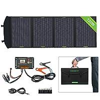 ECO-WORTHY 120W Foldable Solar Panel kit...