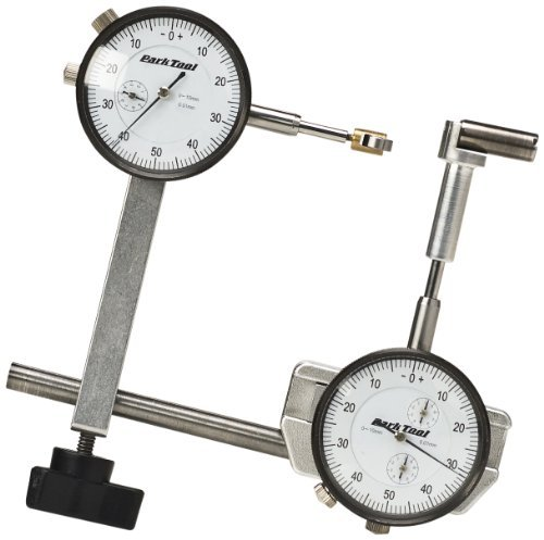 - Park Tool Dial Indicator Gauge Set for TS-2.2 and TS-2 Truing Stands by Park Tool