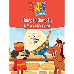 Humpty Dumpty & More Kids Songs - Super Simple Songs