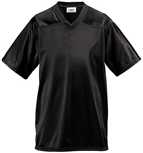 Teamwork Women's Overtime Promotional Football Jersey, Medium, Black