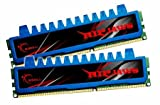 G.SKILL Ripjaws Series 4GB (2 x 2GB) 240-Pin DDR3 SDRAM DDR3 1600 (PC3 12800) Desktop Memory Model F3-12800CL7D-4GBRM