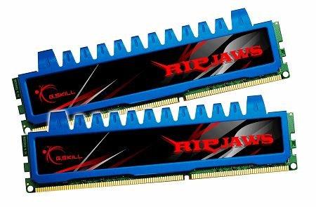 G.SKILL Ripjaws Series 4GB (2 x 2GB) 240-Pin DDR3 SDRAM DDR3 1600 (PC3 12800) Desktop Memory Model (P55 Lga1156 Ddr3 Core)