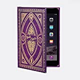 New Apple iPad Mini 4 Case Harry Potter Inspired Book Cover Style - Book of Spells