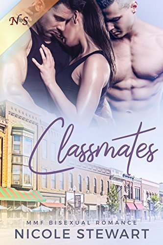 Classmates: MMF Bisexual Romance (Best Way To Find A Threesome)