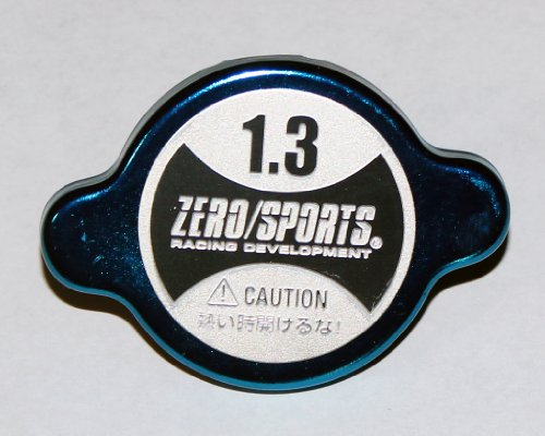 Zero/Sports Subaru Radiator Caps 1.3K (Blue) ZS-0308004