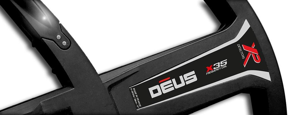Amazon.com : XP Deus Metal Detector with WS4 Display + 9