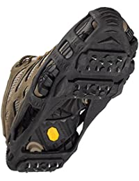Walk Traction Ice Cleat and Tread for Snow & Ice, 1 pair