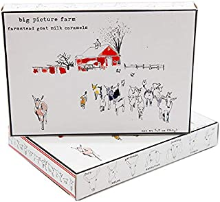 product image for Big Picture Farm Caramels, Storyboard Gift Box (Mix of 8 Flavors)