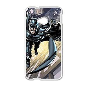 Batman Reaches Out HTC One M7 Cell Phone Case White Delicate gift AVS_561536
