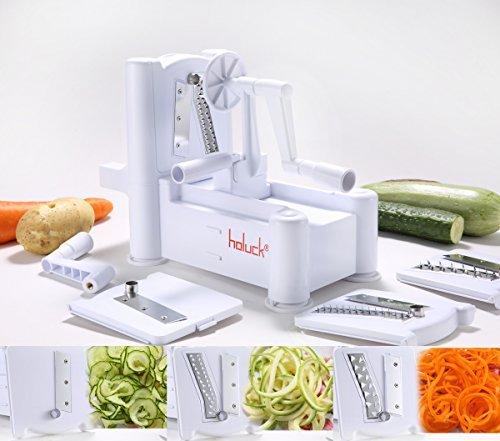 Galleon spiralizer fda approved 6 blade spiral for Kitchen set toys r us philippines