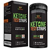 Ketone Strips – Perfect Ketogenic Supplement to Measure Ketones in Urine & Monitor Ketosis for Keto Diet, 125 Urinalysis Test Strips Review