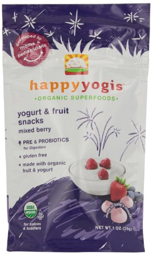 happy baby yogurt melts - 8