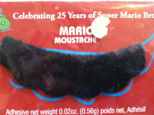 Mario Moustache (5394N) -