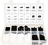 Swordfish 60470 - 349pc Flush Type Hole Plug Assortment