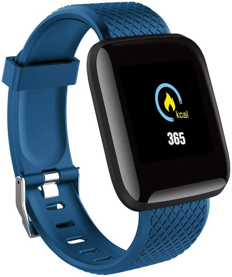 LIOPIO Waterproof Bluetooth Sports Smart Wristband Bracelet Fitness Tracker Heart Rate Monitors