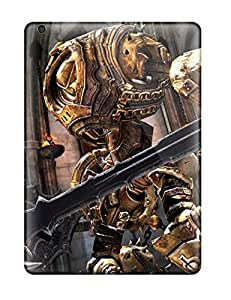 New Style 6913403K41621448 High Grade Flexible Tpu Case For Ipad Air - Infinity Blade 2