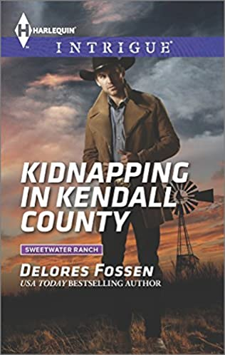 book cover of Kidnapping in Kendall County