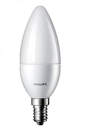 Buy Philips Base E14 2.7-Watt LED Lamp (Golden Yellow and Warm White ...