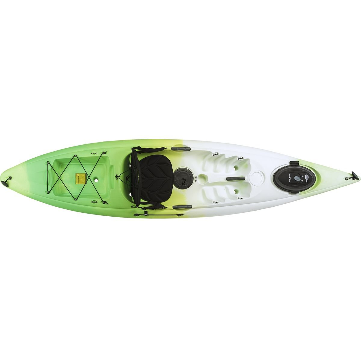 Ocean Kayak Venus 11 One-Person Women's Sit-On-Top Kayak, Envy, 10 Feet 8 Inches