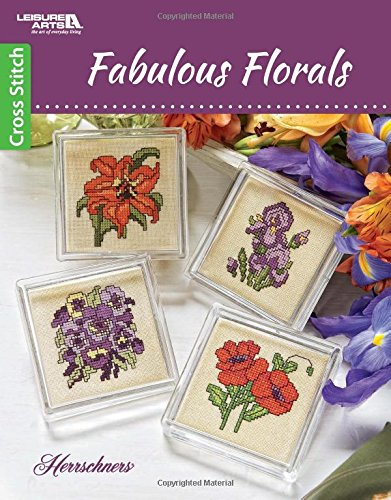 Fabulous Florals  Leisure Arts (6740) ebook