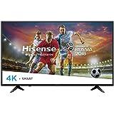Hisense 43-Inch 4K Smart LED TV 43H6080E (2018)