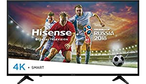 Hisense 43 Inches 4K Smart LED TV 43H6080E (2018)