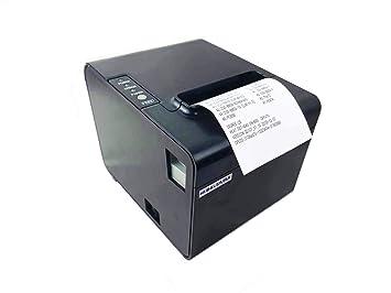 Rollos de Papel térmico de 80 mm para Impresora de Recibos ...